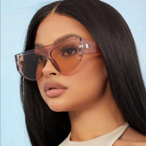 Brown Glasses.